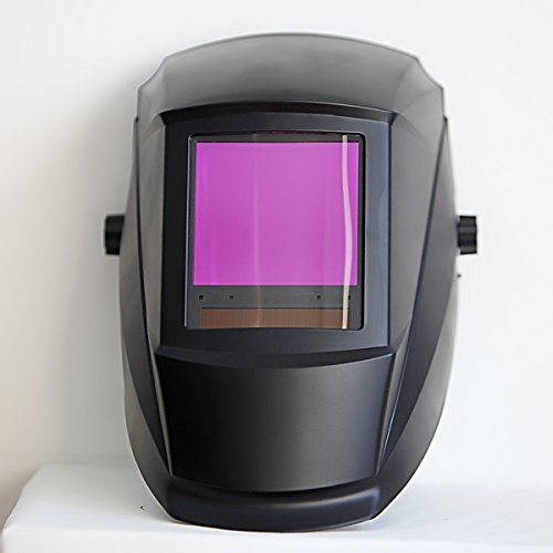 Using Welding Helmet To View Eclipse