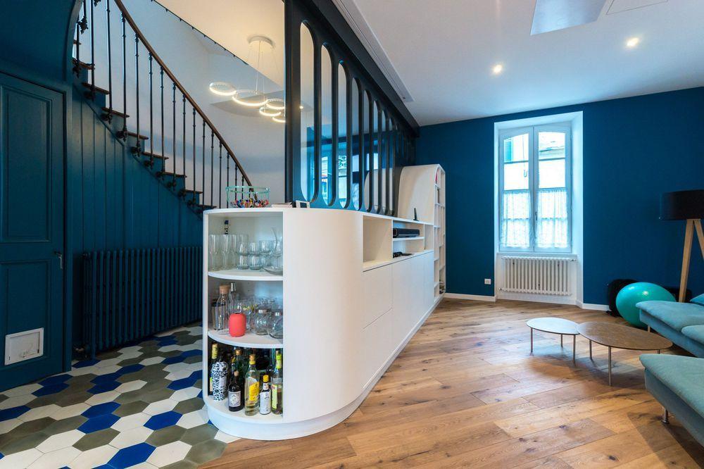Maison La Rochelle  rénovation du0027un ancien squat de 180 m2 Decor