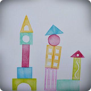 stempel f r bauklotz architekten preschool ideas pinterest stempel baukl tze und stempel. Black Bedroom Furniture Sets. Home Design Ideas