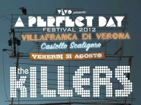 2012-08-31 The Killers - Romeo & Juliet [A Perfect Day Festival] - YouTube