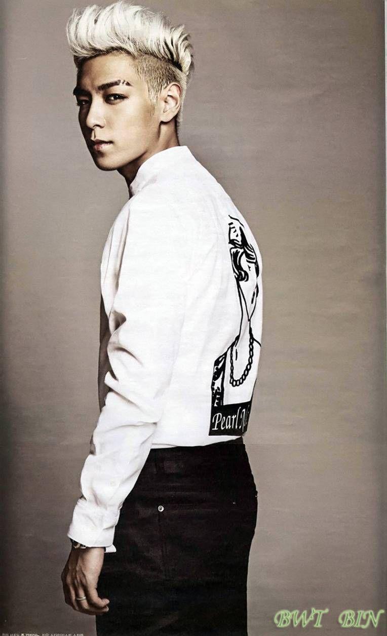 Top For High Cut Cool Things Bigbang Top Bigbang Bangs