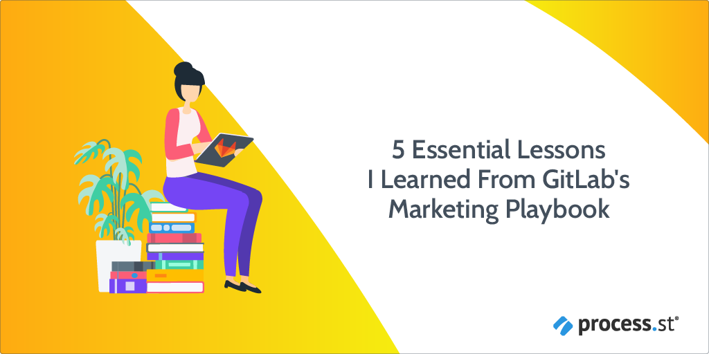 5 Essential Lessons I Learned From Gitlab S Marketing Playbook Process Street Checklist Workflow And S Business Process Management Lesson Customer Persona