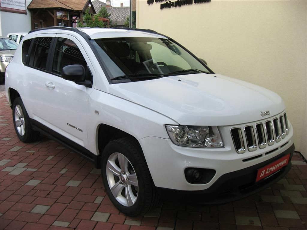 2011 Jeep Compass 2,2 CRDI 163PS Sport 4×4 for sale in