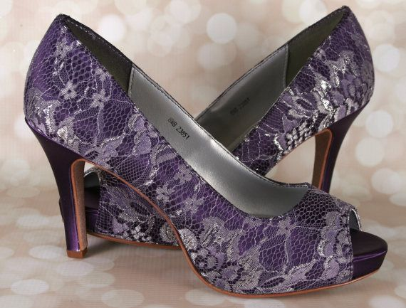 092e5aca5e1 Plum Wedding Shoes