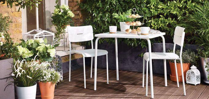 Update With New Outdoor Furniture Ikea Outdoor Zen Garden Design Outdoor Patio Furniture