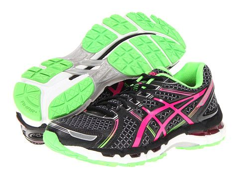 Asics Gel Kayano 19 Moderate Stability Running Shoe Designed