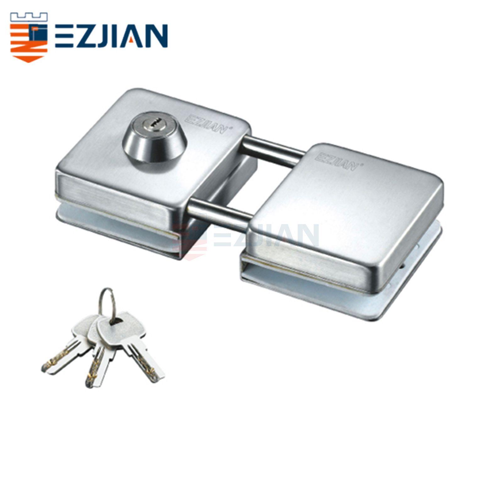 Pin On Glass Gate Lock