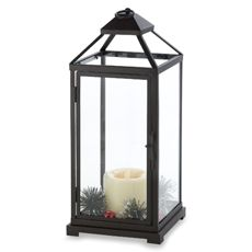 large decorative lantern