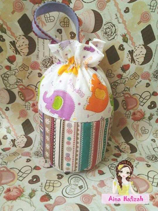 Mini Drawstring Bag