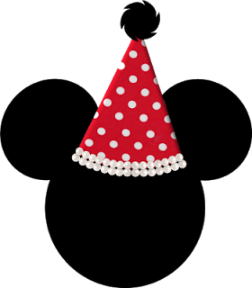 2nd Bithday party hat Minnie Mouse Birthday Minnie Mouse Hat printable Party Hat Printable Minnie Mouse Party Printable