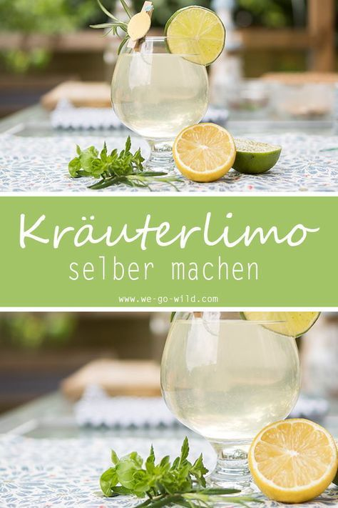Limonade selber machen: 10 erfrischende Limo Rezepte