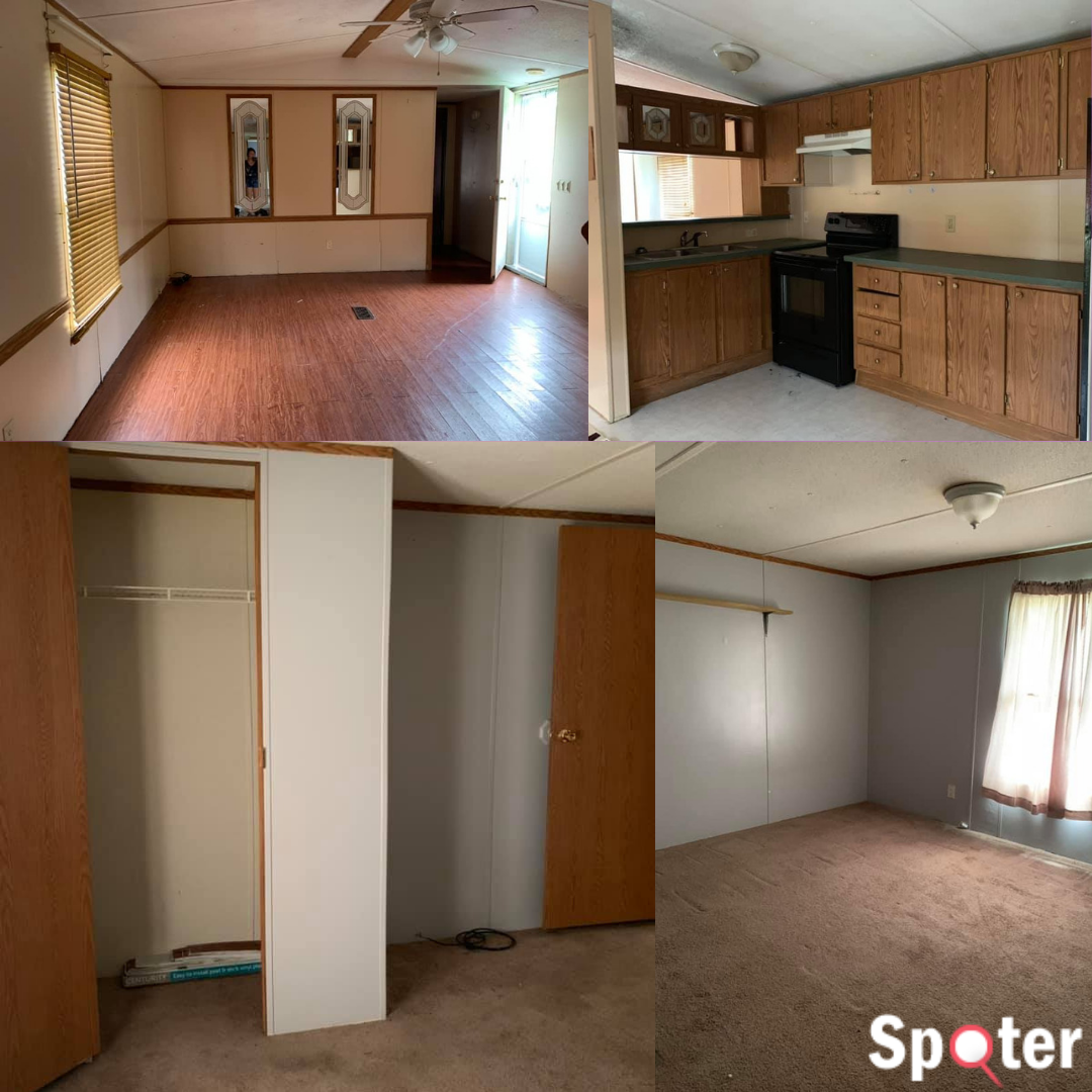 2 Bedroom 2 Bath Trailer For Rent In Illinois Amount 500 Per Month For More Details Please Visit Our Websi Lofts For Rent Renting A House Apartments For Rent