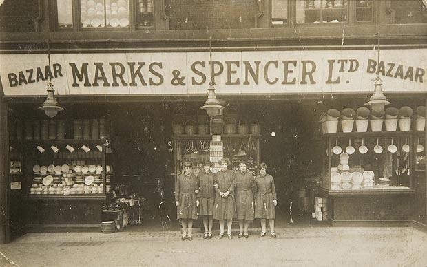 Resultado de imagen de M&S vintage department store