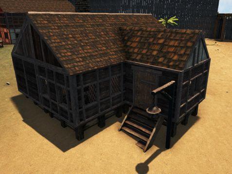 Steam Workshop Medieval Structures 2 Ark Survival Evolved Medieval Workshop
