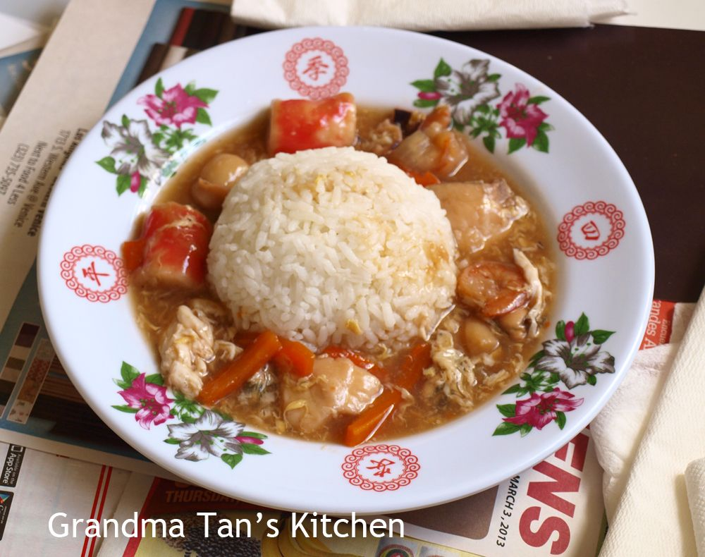 Grandma Tan's Kitchen: Seafood