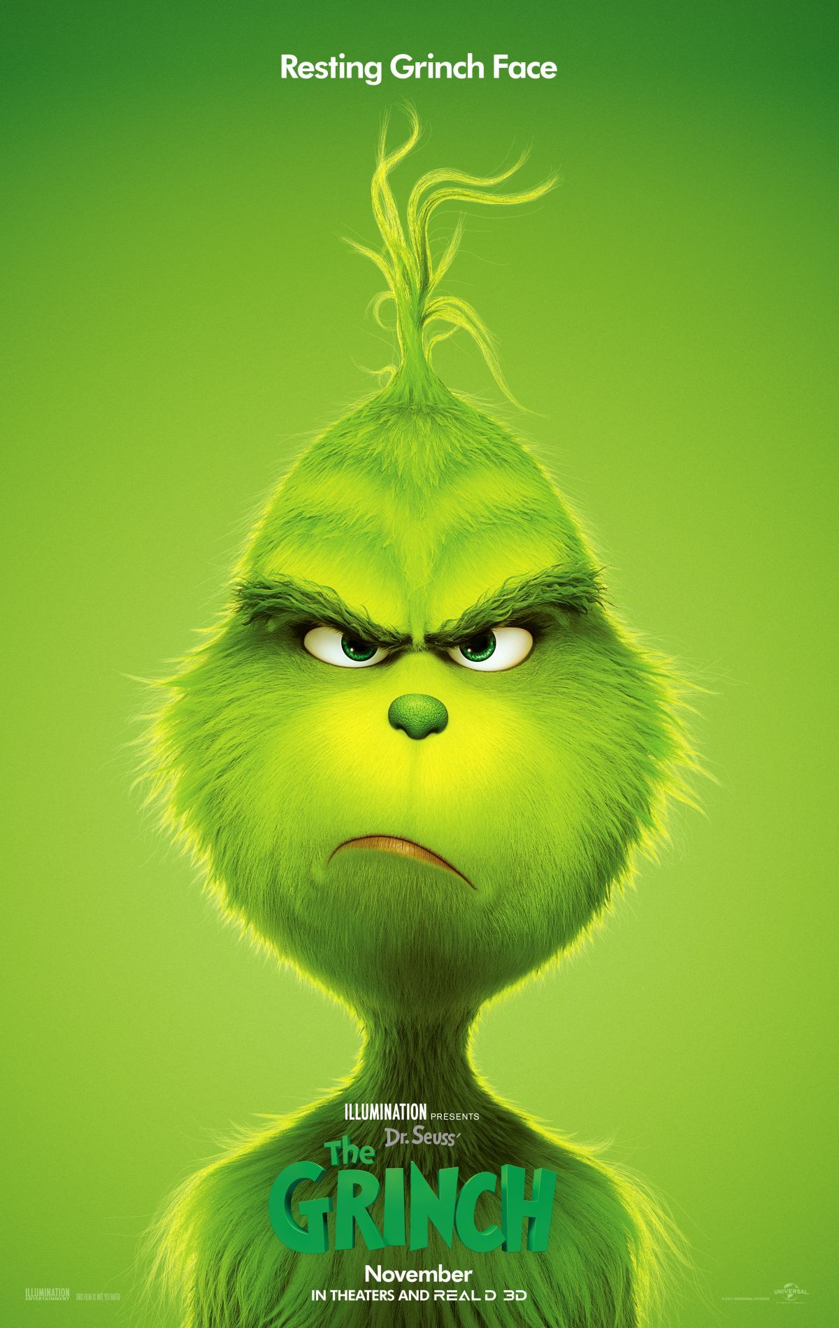 A Bad Banana in THE GRINCH Trailer | Film | Pinterest | Movies, 2018 ...