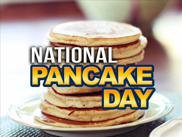 Image result for national pancake day