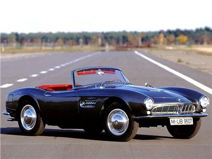 1955 BMW 507 | auto | Pinterest | BMW, Cars and Car stuff