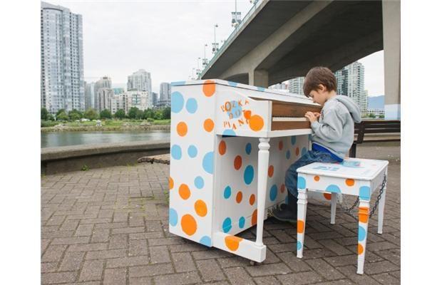 Program brings pianos to Vancouver's public spaces ...
