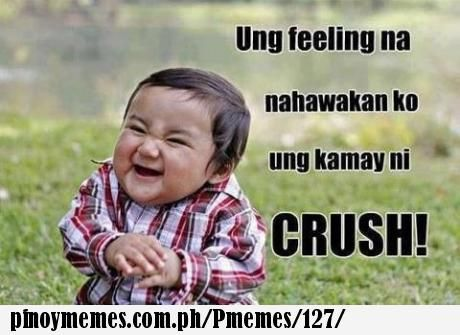 Quotes About Selfie Tagalog Nahawakan si crush. . ...