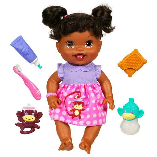 Baby Alive Baby S New Teeth Doll African American