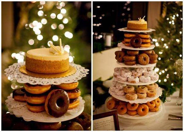 Donut Hole Cheese Cake