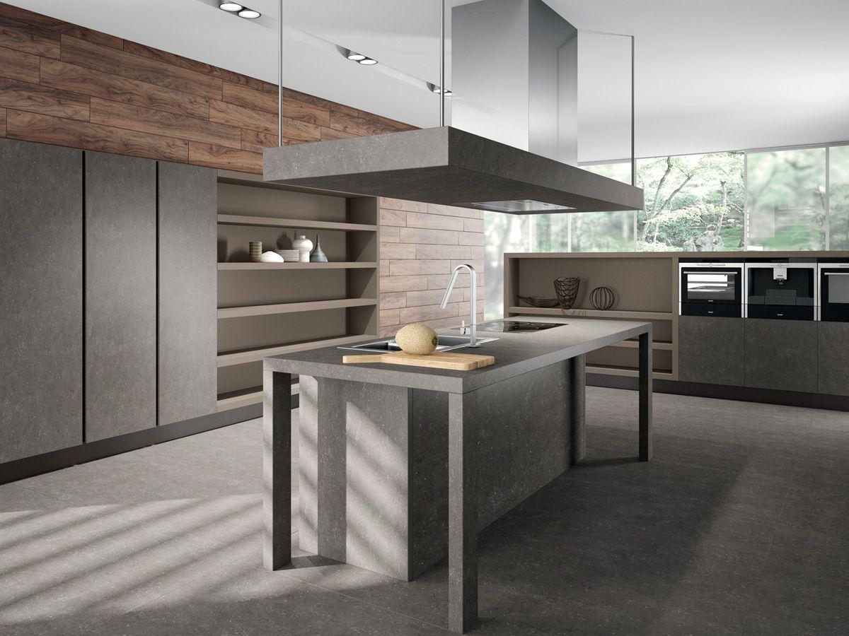 Mod. Etherna, Arrital   Diseño de cocina, Cocinas y Empresas ...