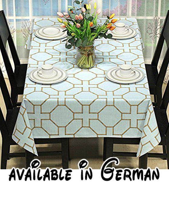 Moderne Tischdecke syhome tischdecke tischtuch einfache moderne tischdecke drucken tuch