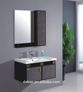 Slim Bathroom Cabinets Set Whole Modular Furniture Within Dimensions 1000 X Plastic Mirror Once We Had Decided To Renovate