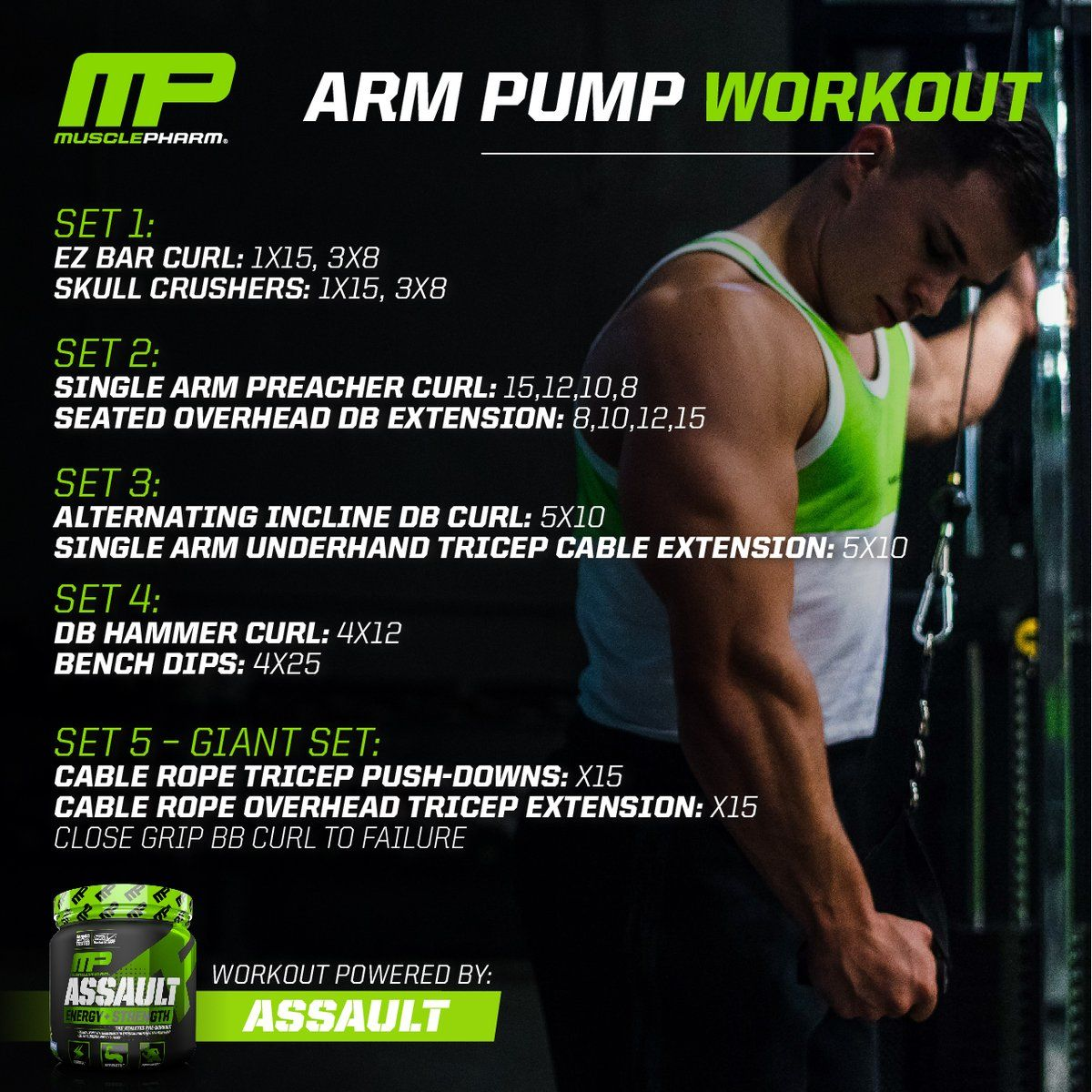 Embedded Body Pump Workout Musclepharm Workouts Biceps Workout