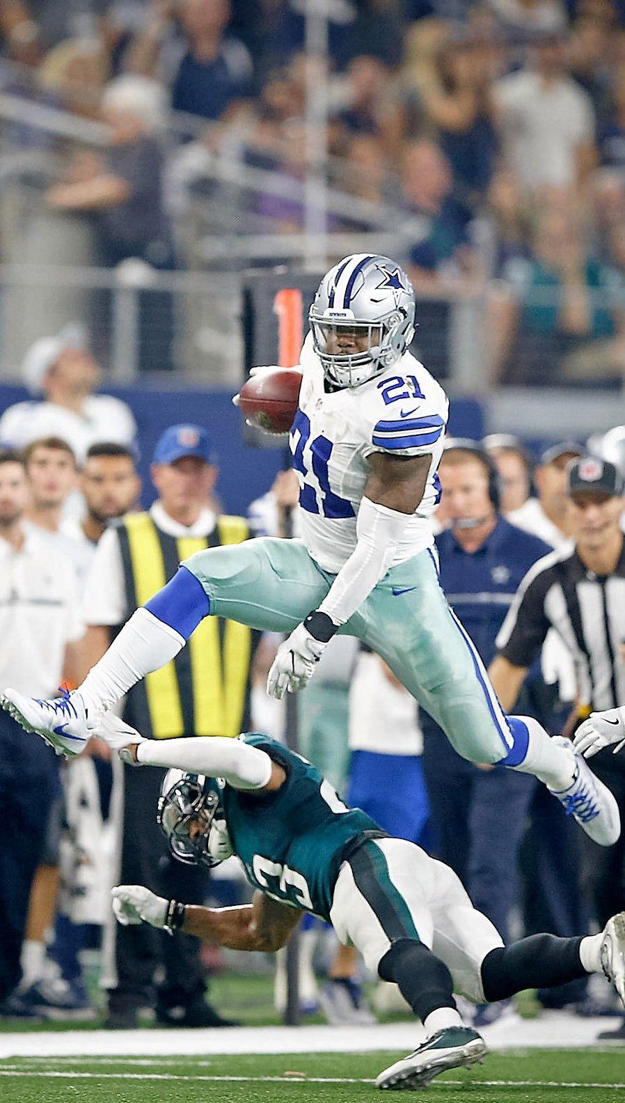 """Ezekiel """" Zeke """" Elliott (21) Dallas Cowboys Kings"""