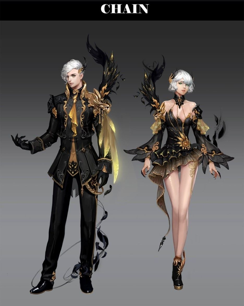 Sexy character for aion