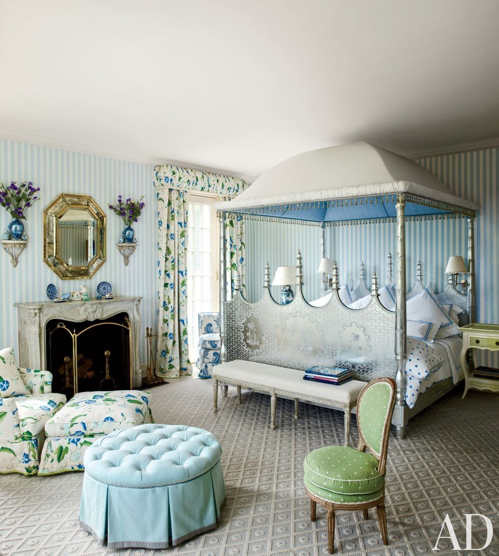BEDROOM BY MARIO BUATTA The Master Suite In A Southampton New York Home Stars