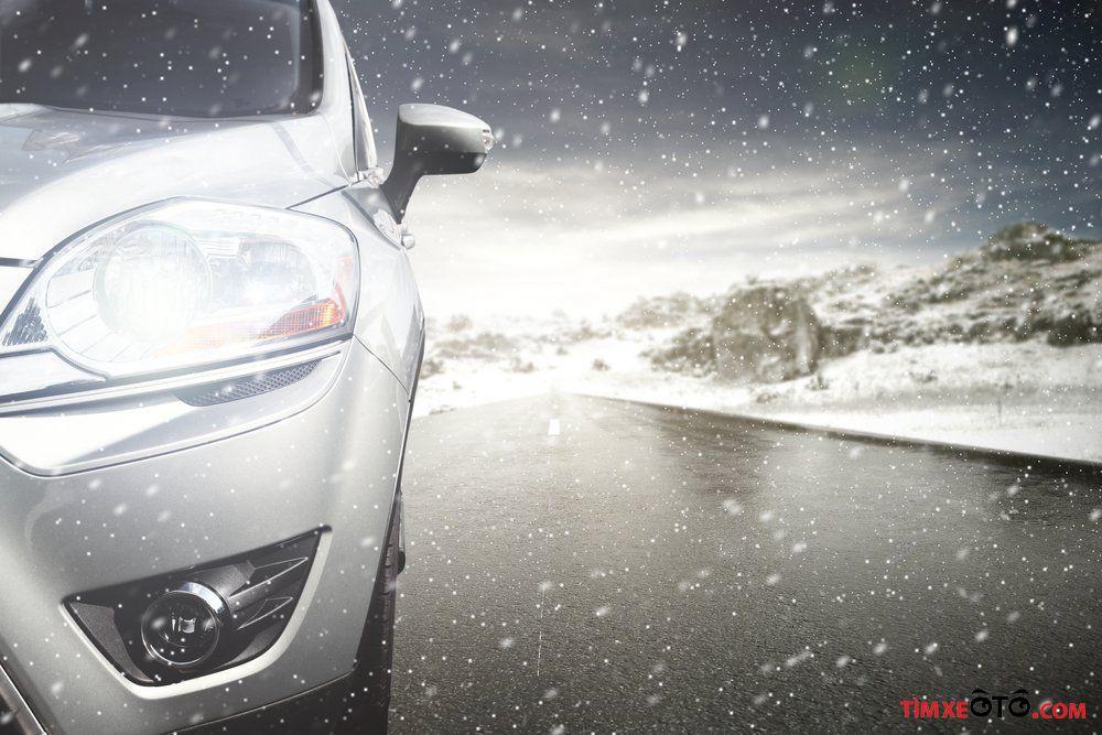 Chuẩn bị xe cho mùa đông