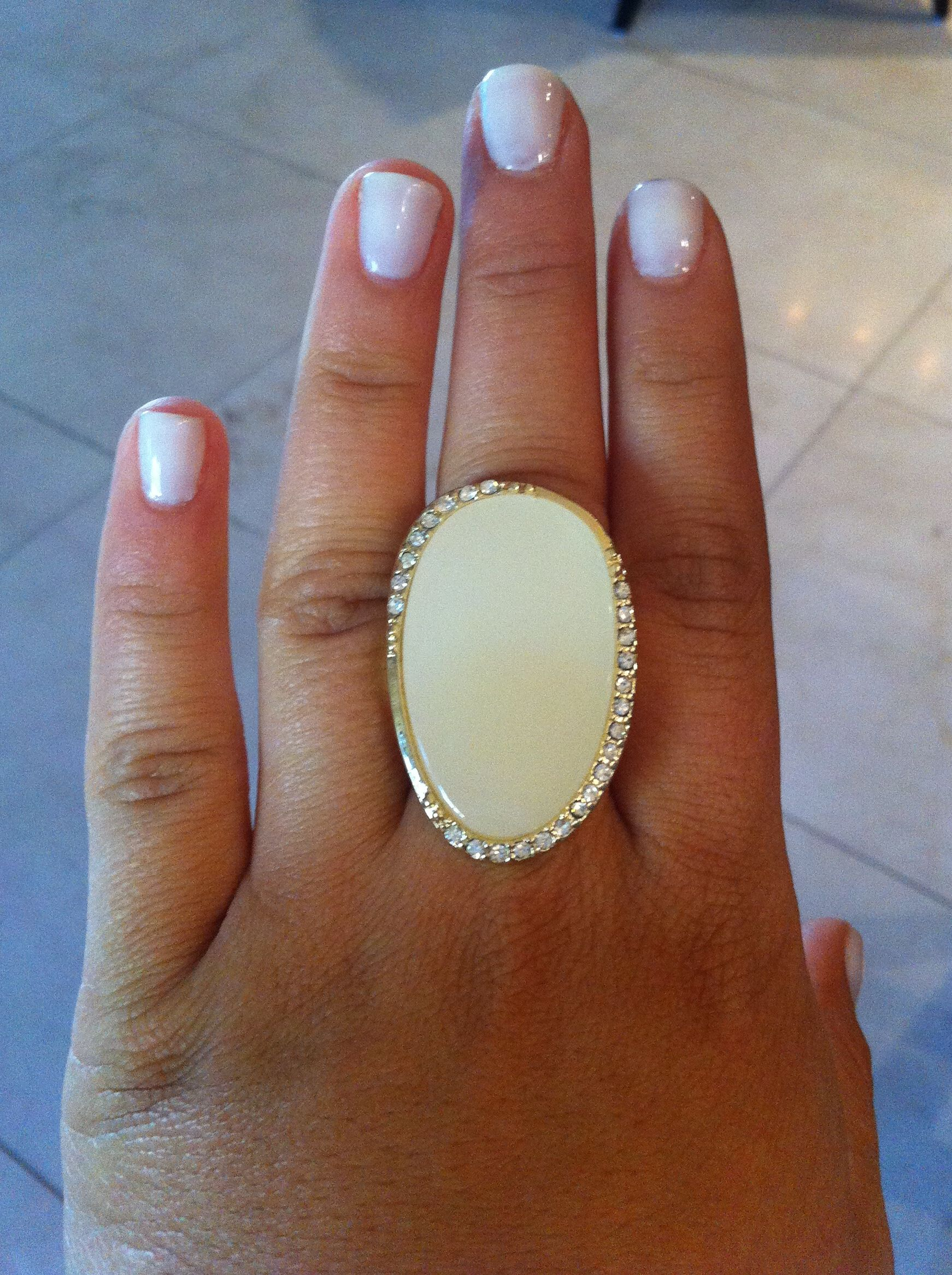 Love The Color In The Summer It Makes You Look Tan Fabulous Jewelry Nail Jewelry Jewelry