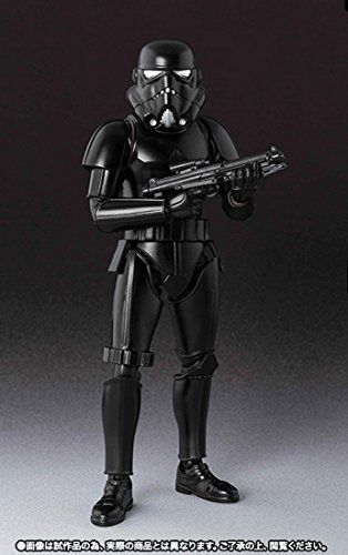 Bandai Tamashii Nataion 2015 S.H.Figuarts Shadow Trooper STAR WARS Action Figure  As Tamashii Nation 2015 Commemorative products, selling shadow trooper. Whatever Get shadow trooper wrapped the whole body in a jet-black !! Length: about 155mm Length: about 155mm Material: ABS, made of PVC Length: about 155mm Length: about 155mm Material: ABS, made of PVC Body, replacement wrist, dedicated weapon  http://www.newactionfigures.com/2016/05/02/bandai-tamashii-nataion-2015-s-h-figuarts-s..