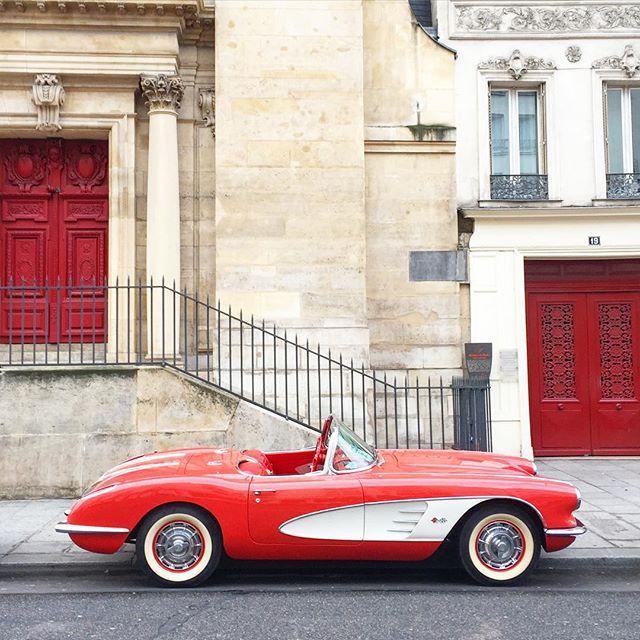 Corvette: Rent A Car In Paris (With Images)