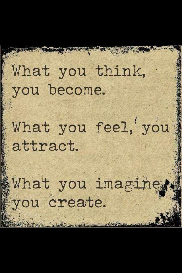 Think, feel, create