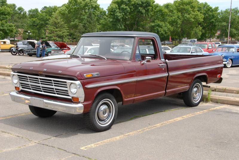 Hagerty Car Value >> 1968 Ford F 250 3 4 Ton Ranger Values And More The Hagerty