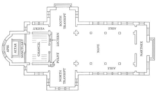 church floor plans - Google Search A2 Personal Study Pinterest - dessiner plan de maison