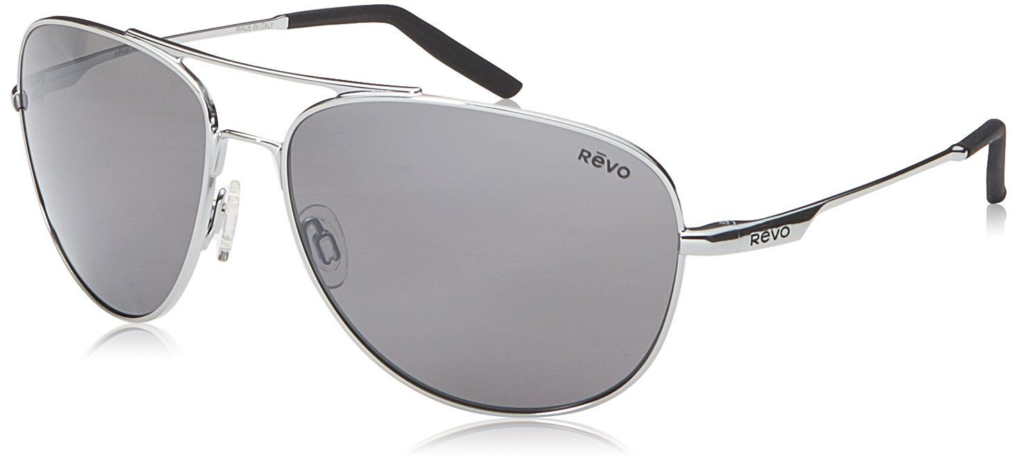 ca2af1233f Revo Windspeed RE 3087 Sunglasses 03 GY Chrome Graphite 61 mm    Continue to