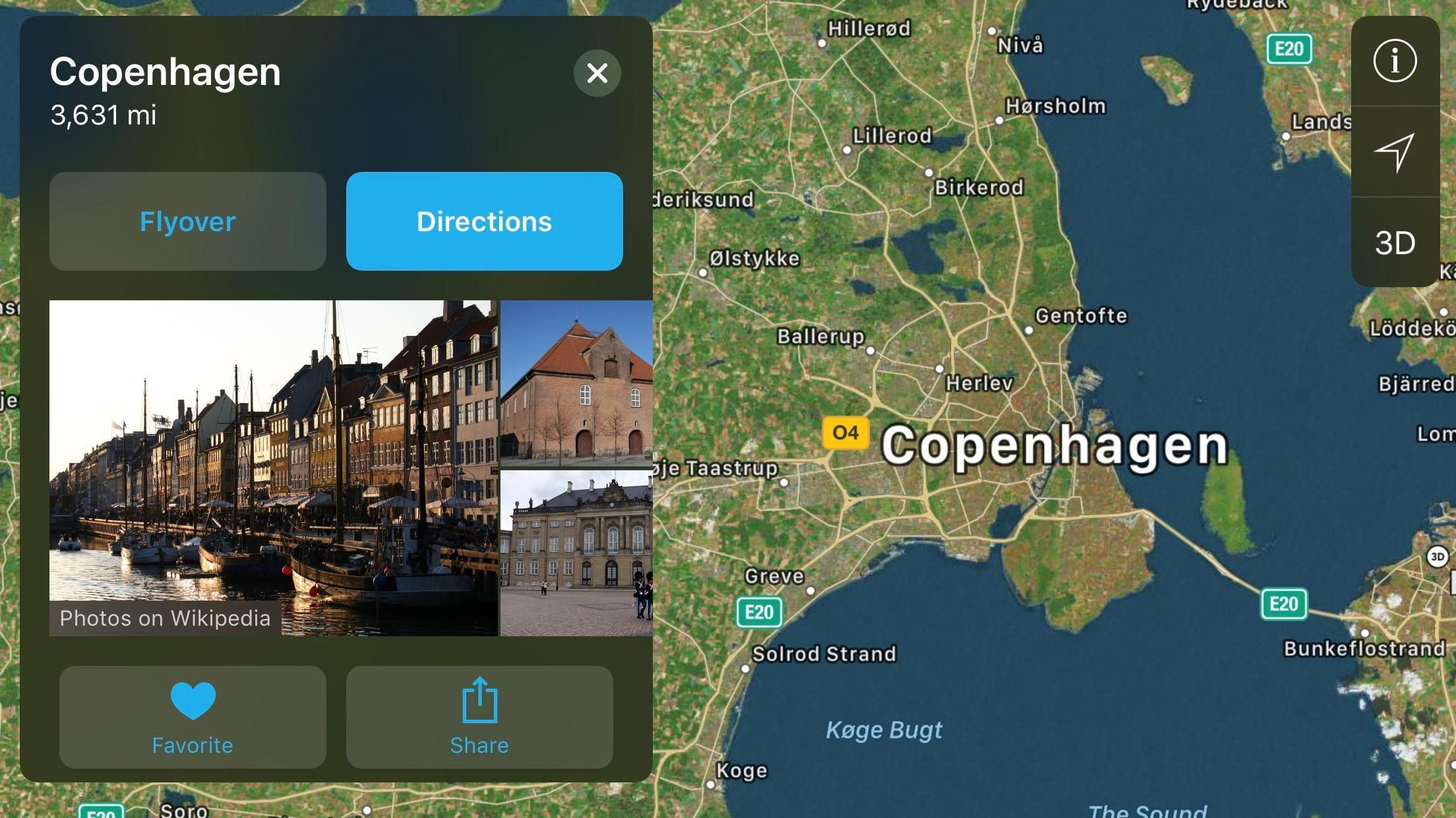 take awesome vr tours with apple maps flyover feature cnet