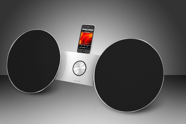 bang and olufsen beosound 8. play music with this portable bang \u0026 olufsen beosound 8 speaker dock for ipods, iphones and beosound u