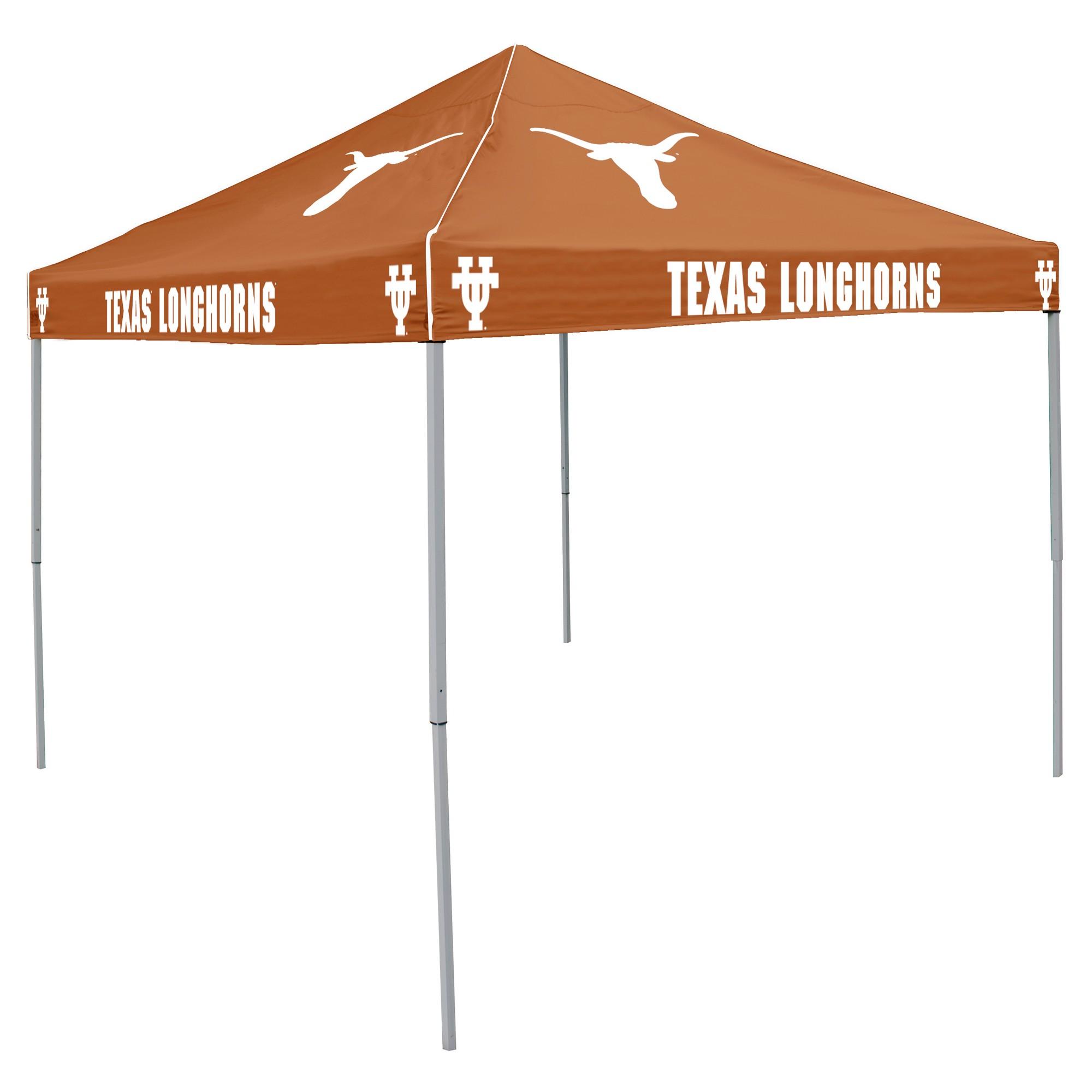 NCAA Texas Longhorns Logo Brands 9x9 Canopy Tent  sc 1 st  Pinterest & NCAA Texas Longhorns Logo Brands 9x9 Canopy Tent | Canopy tent ...