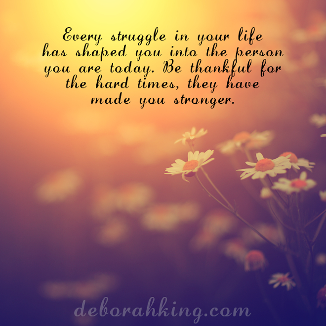 Inspirational Quotes About Life Struggles: Inspirational Quote: Every Struggle In Your Life Has