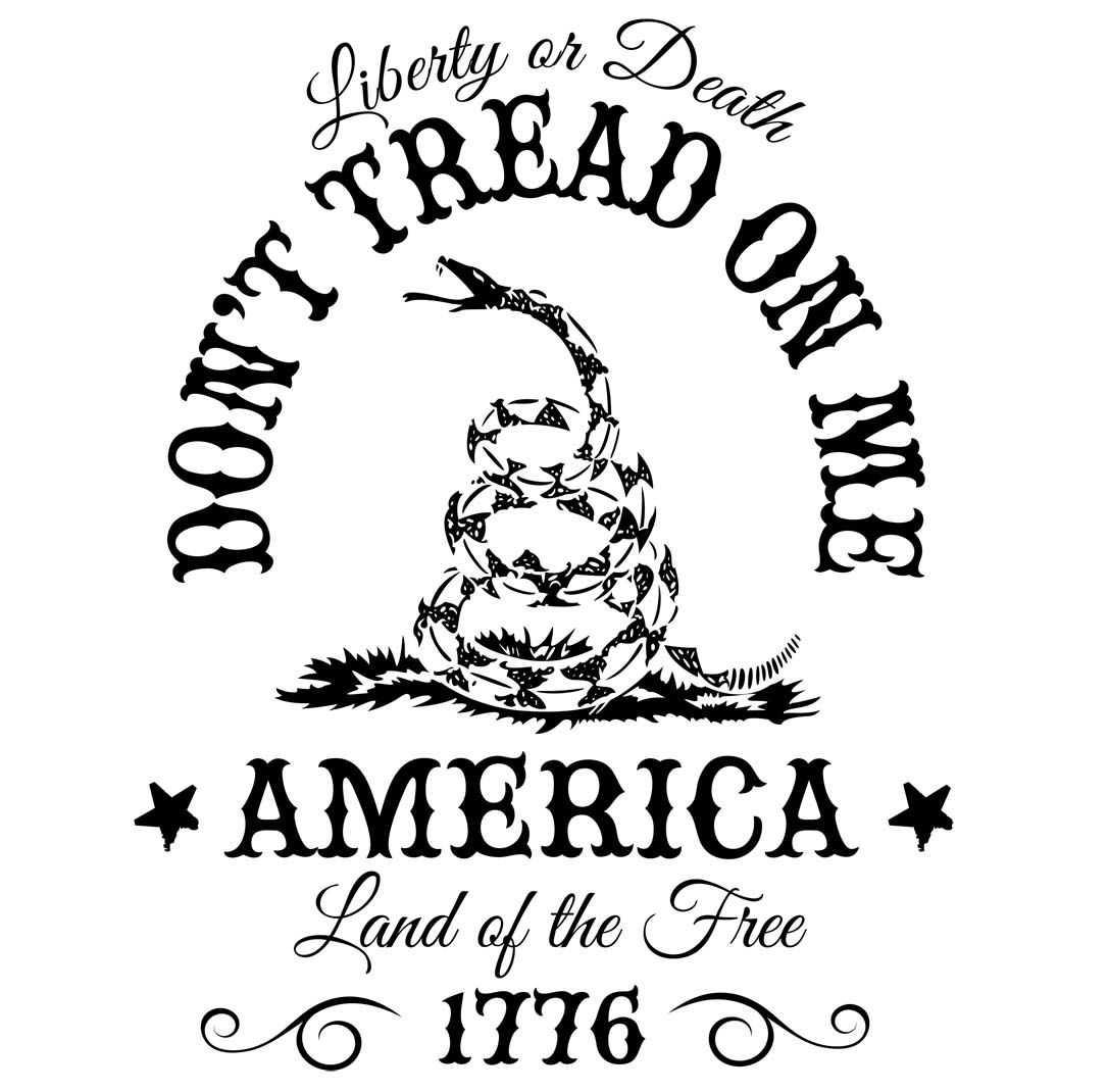 Sons Of Liberty Tees Don T Tread On Me Liberty Or