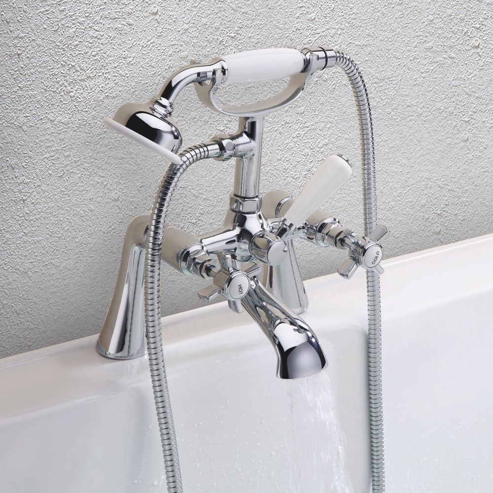 Combine Old And New With The Windsor Bath Shower Mixer Tap