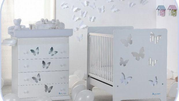 Camere Per Bambini Neonati : Le camerette per neonati della collezione di azzurra design