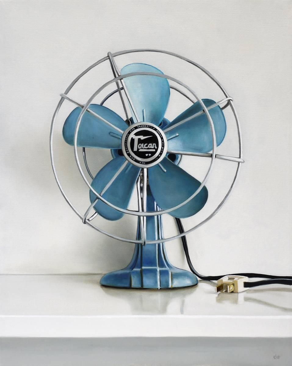 Christopher Stott Vintage Torcan Electric Fan In 2019
