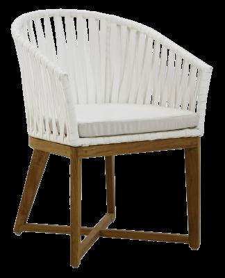 Canvas Teak Dining Arm Chair Ard Outdoor Toronto Dining Arm Chair Teak Outdoor Chairs